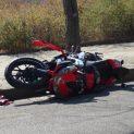 15-годишен подкара мотор в нива, преби се