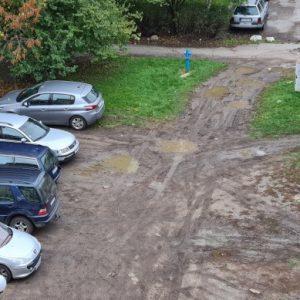 31 глобени за паркиране в трева в София