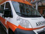 Трима пострадаха при катастрофа между такси и маршрутка в София