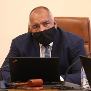 Бойко Борисов: Стремим се да имаме една красива столица