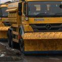 В София 160 машини обработваха срещу заледяване