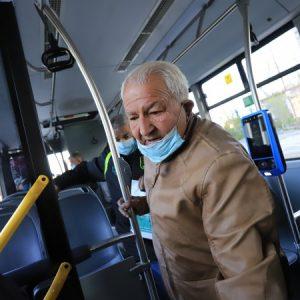 Глобиха с 300 лв. в автобуса за неправилно поставена маска