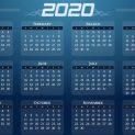 Имаме тежки делници, но не сме без празници. Кога ще почиваме през 2020 г.?