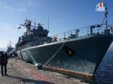 Кораби на НАТО акостираха във Варна, превърнаха се в атракция