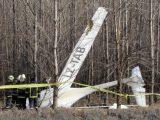 Малък самолет падна в гора до с. Бъзен, двама са пострадали