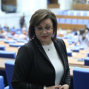 Нинова vs Борисов: Взима заеми да ги пилее през прозореца на джипа
