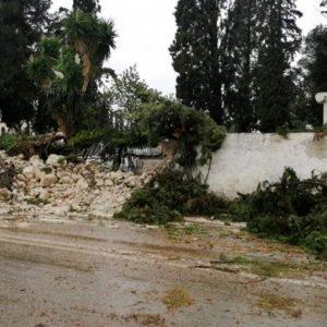 Няма пострадали българи в Гърция заради циклона