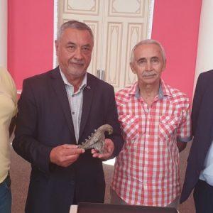 Орелът на Аспарух и други ценни експонати идват в България