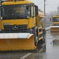 Пътищата в София обработени срещу заледяване