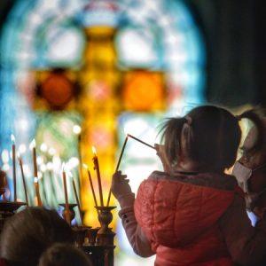 Свети Георги е уважаван и от християните, и от мюсюлманите