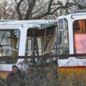 Тежката трамвайна катастрофа - вероятно заради човешка грешка