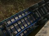 ТИР падна от 7 метра на магистрала