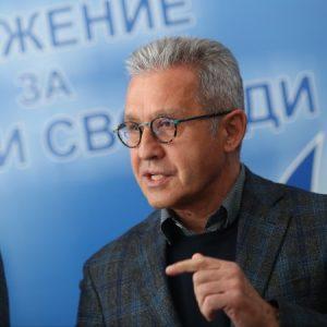 Цонев: Вървим с бърза скорост към предсрочни избори