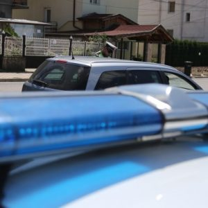 Челен удар между две коли до Банкя, пострадало е дете