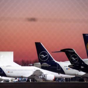 Lufthansa поиска държавна помощ за изплащане на заплати
