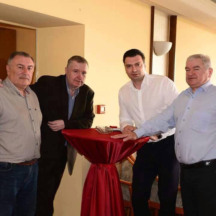 Марио Трайков: Среща в БСП