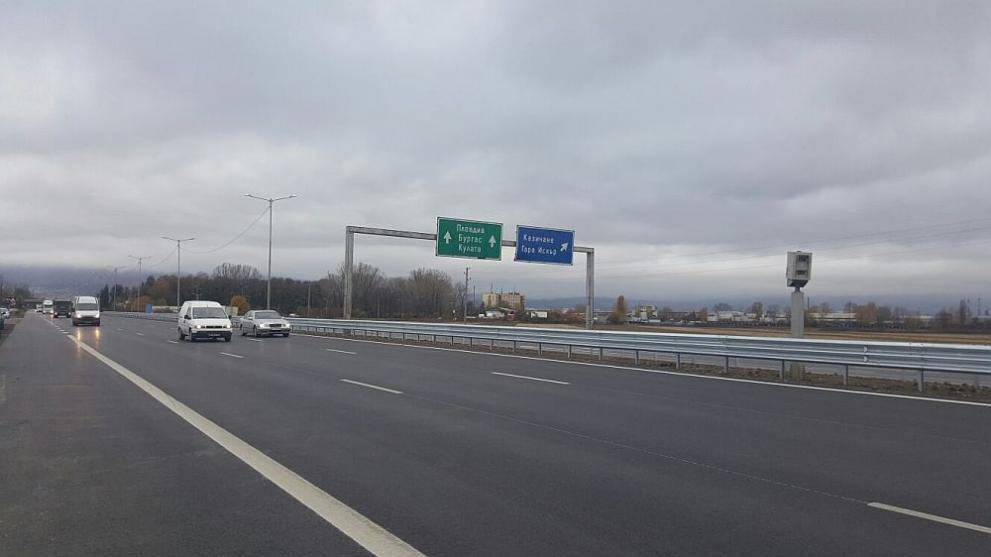 Пускат движението по част от Околовръстния път за Гергьовден