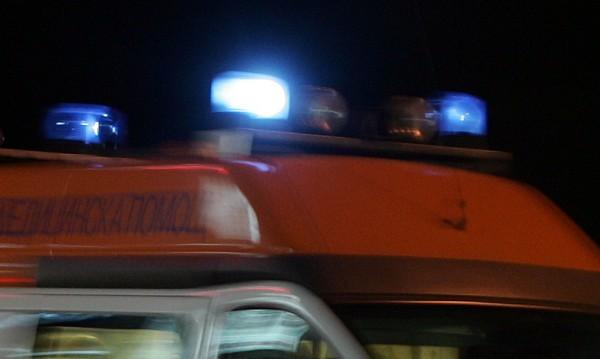 Един човек загина в катастрофа край Сливен