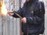 Изписаха пострадалия работник от пожара в Пантеона на Русе