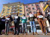 Равни права за жените: Протест в центъра на София