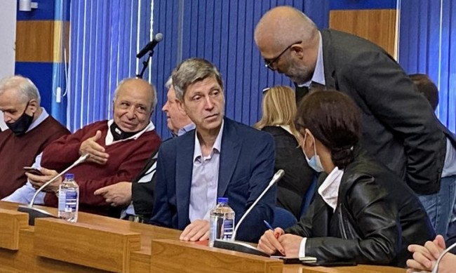 Бившият премиер Жан Виденов се завръща в политиката